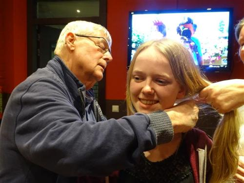 Denise Ruijsch, 5 jaar lid van De Rijn