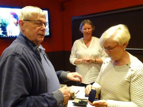 2017-03-23 12 . 5 jaar lid I.P.V. Kay Zittersteijn
