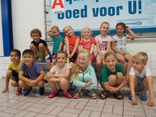 23/6/17 Diplomazwemmen De Rijn